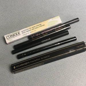 6 NEW Eyeliners